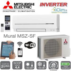 MSZ-SF 4000W / 3500W