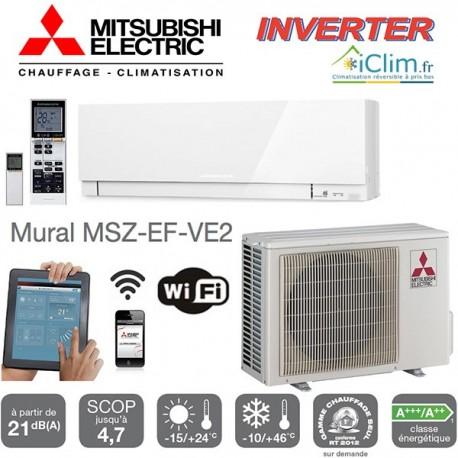 MSZ-EF 3200W / 2500W