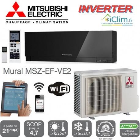 MSZ-EF 4000W / 3500W