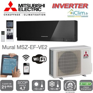 MSZ-EF 5400W / 4200W