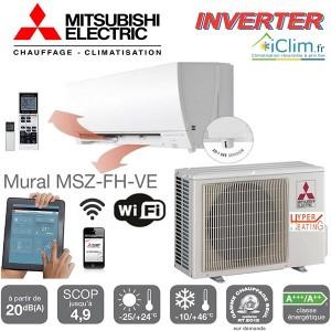 MSZ-FH 4000W / 3500W