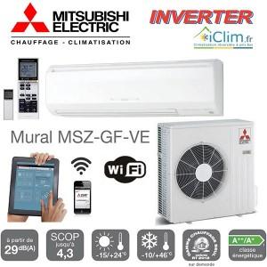 MSZ-GF 6800W / 6100W