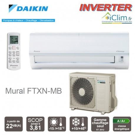 FTXN-MB 3580W / 3410W