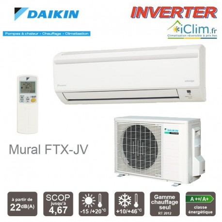 FTX-JV 2500W / 2000W